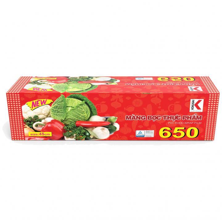 Màng bọc thực phẩm Kokusai MBTP00004558