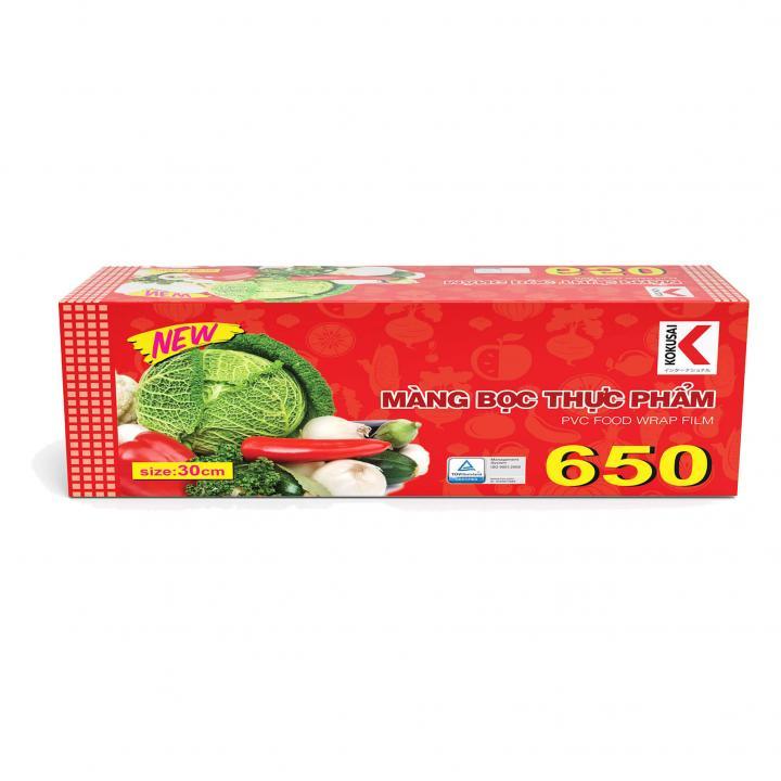 Màng bọc thực phẩm Kokusai MBTP00004510