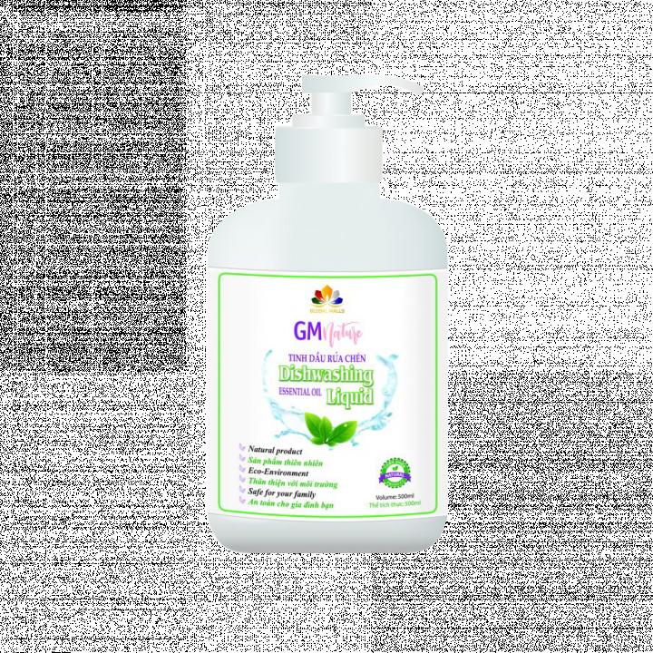 Tinh chất rửa chén GM Nature 01RCN106