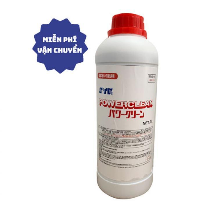 Hoá chất tẩy rửa công nghiệp SYK Power Clean 1L đậm đặc - Có thể pha loãng 1:50