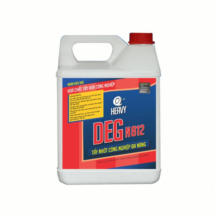 Hoá chất tẩy nhớt công nghiệp đa năng AVCO DEG N-812 4L