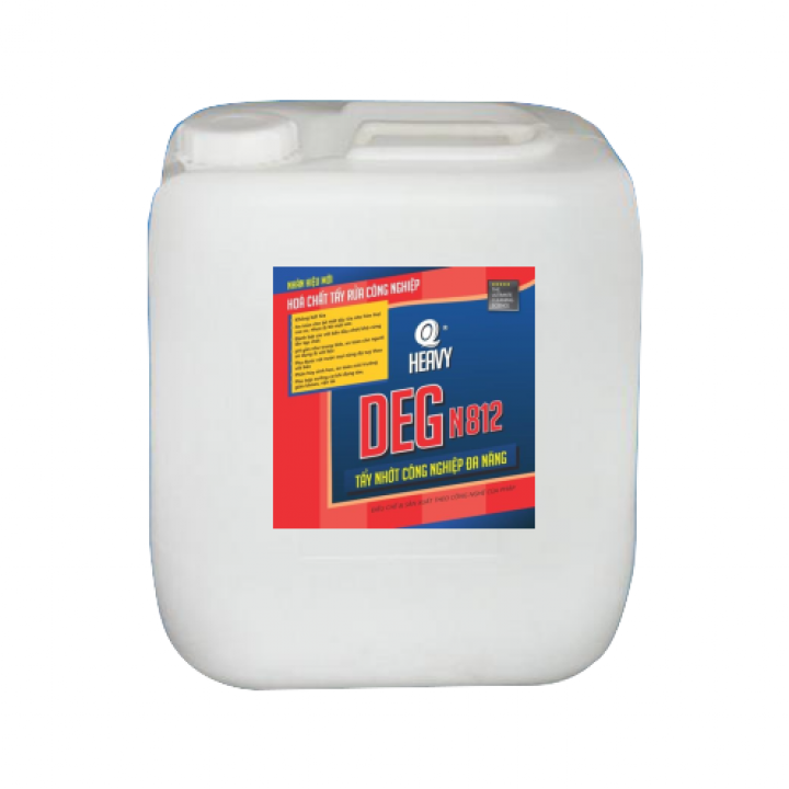 Hoá chất tẩy nhớt công nghiệp đa năng AVCO DEG N-812 20L
