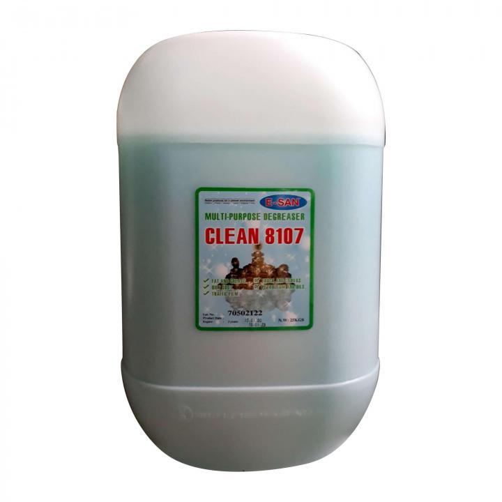 Hóa chất tẩy rửa dầu mỡ Clean 8107