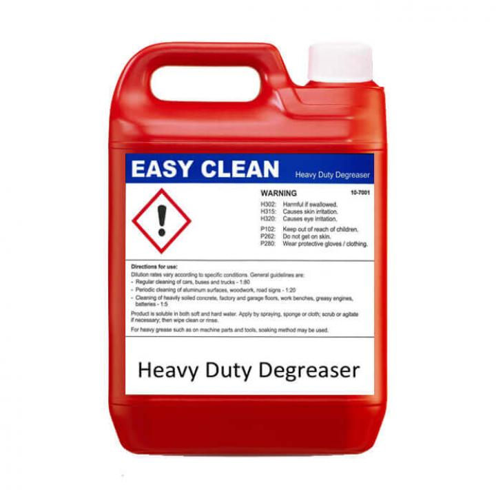 Hóa chất tẩy rửa dầu mỡ Klenco Easy Clean 5L