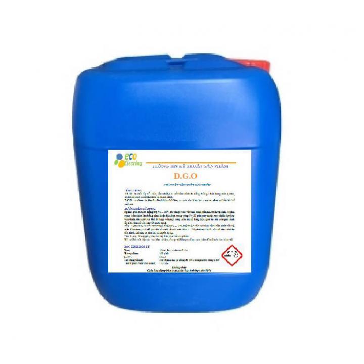 Chất tẩy dầu nhớt dính trên máy móc, container Ecoguard D.G.O 30kg