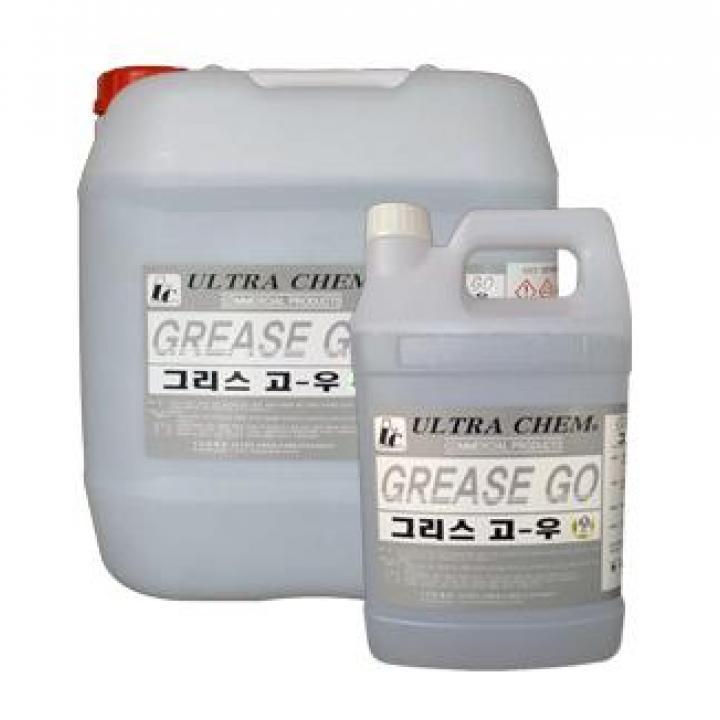 Chất tẩy dầu mỡ, dầu nhớt công nghiêp Hàn Quốc ULTRA KOREA GREASE REMOVER 18.75L