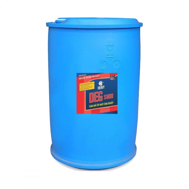 Dung môi tẩy nhớt công nghiệp AVCO DEG S-800 200L