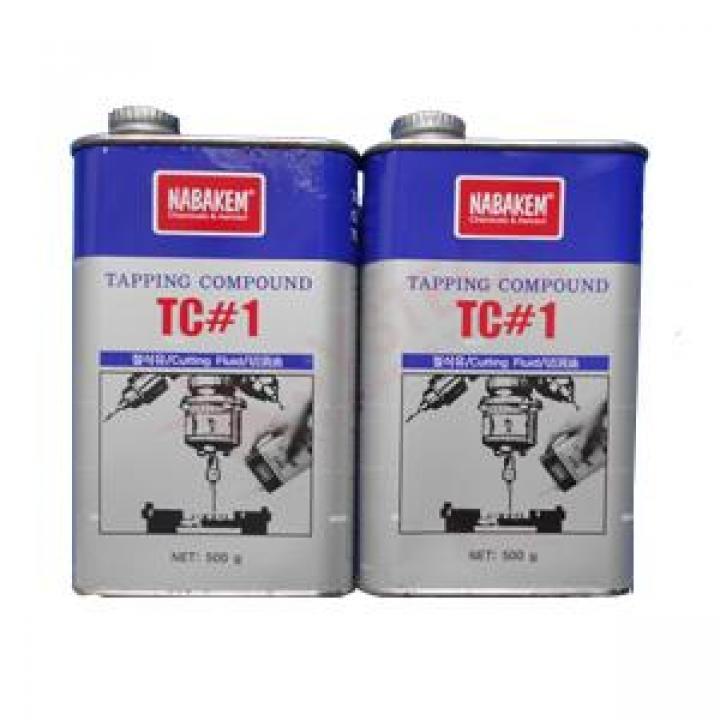 Dầu hỗ trợ khoan, bào, phay Nabakem TC #1 Tapping Compound