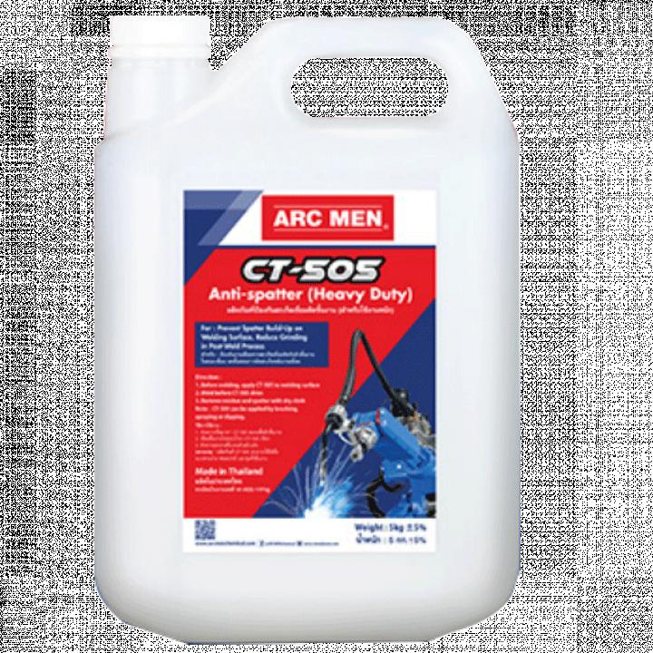 Dung dịch chống bám xỉ hàn Arc Men CT-505 5kg