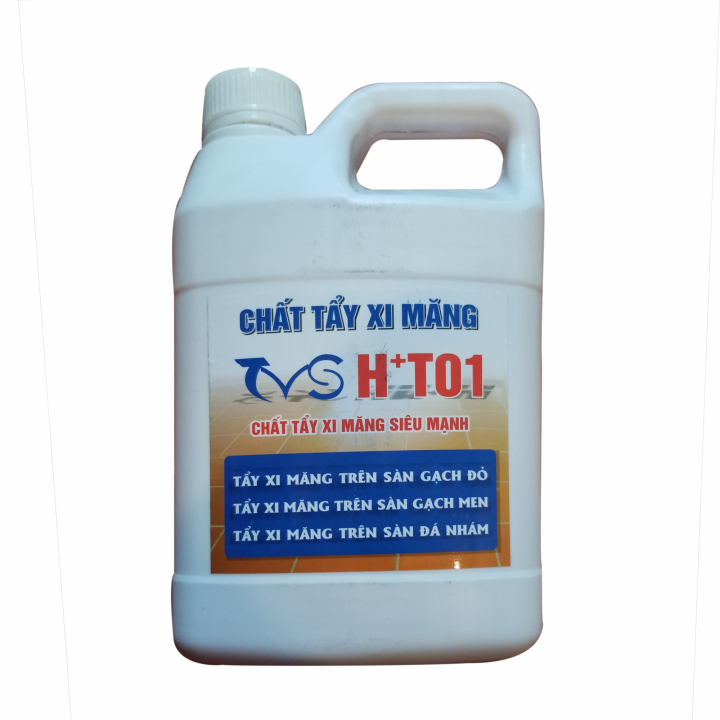 Chất tẩy xi măng H+T01 1,8L