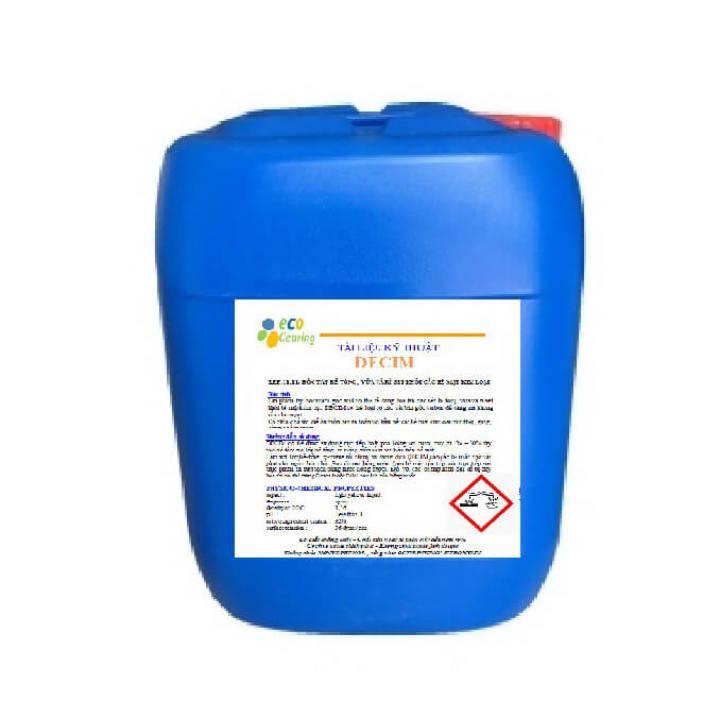 Chất tẩy xi măng, bê tông Ecoguard DECIM 30kg