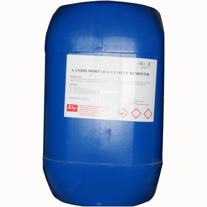 Chất tẩy xi măng bê tông Apex A-131 CEMENT REMOVER - 25 Lít