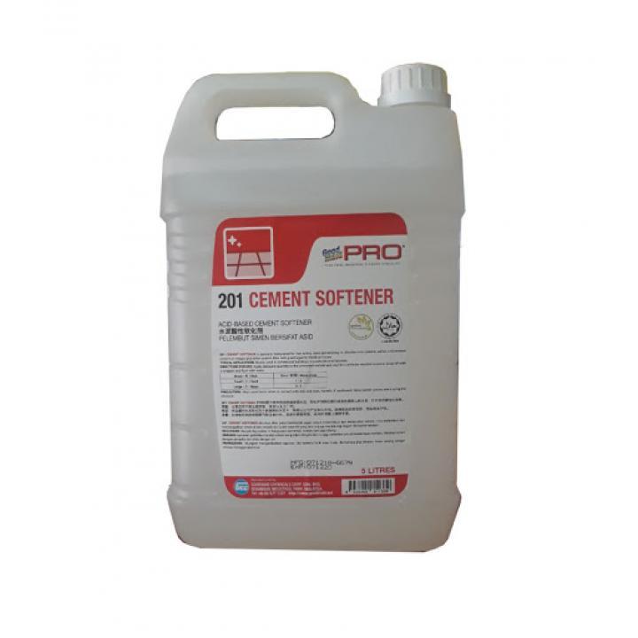 Chất làm mềm xi măng Goodmaid PRO Cement Softener GMP 201 5L