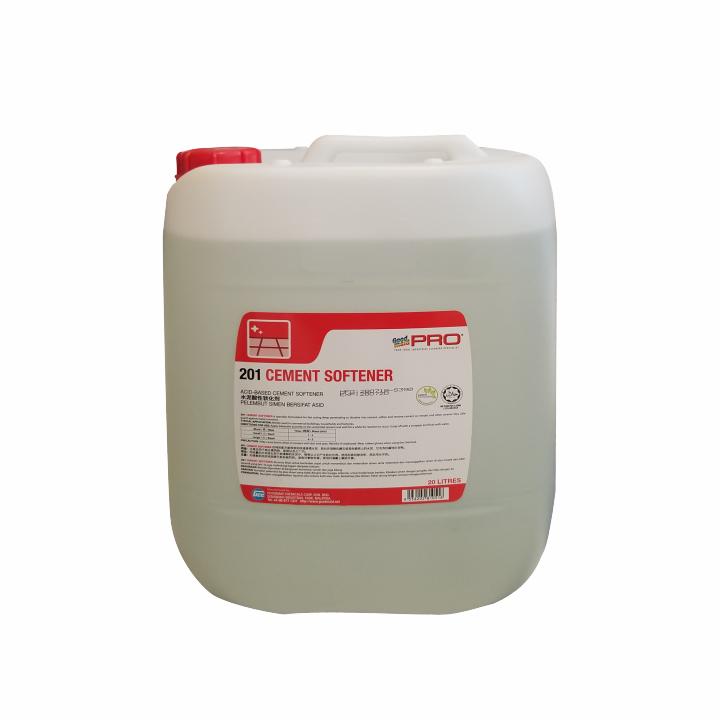 Chất làm mềm xi măng Goodmaid PRO Cement Softener GMP 201 20L