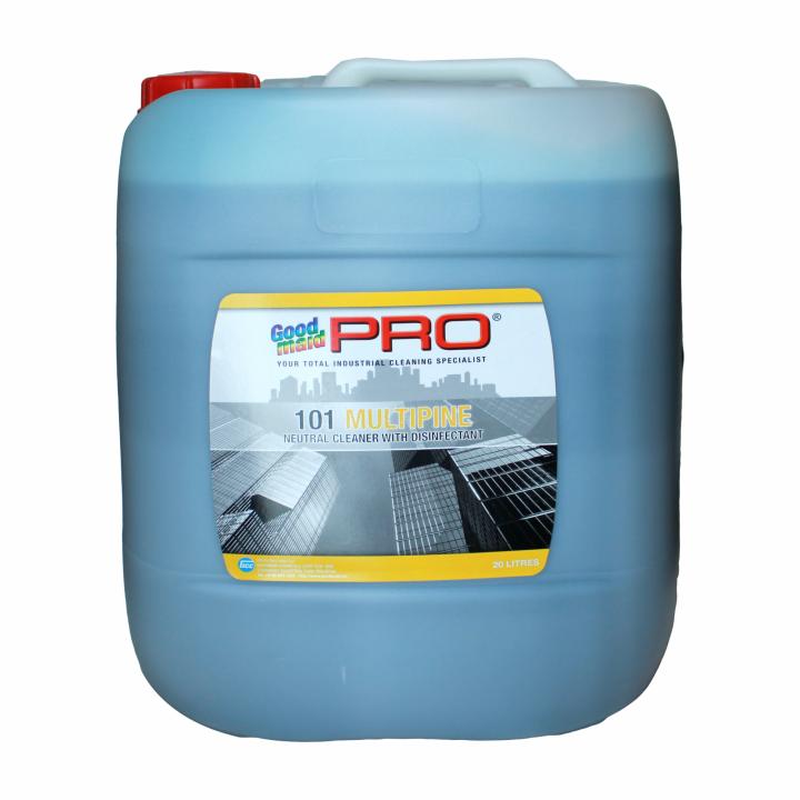 Nước lau sàn sát khuẩn trung tính Goodmaid PRO GMP 101 Multipine 20L