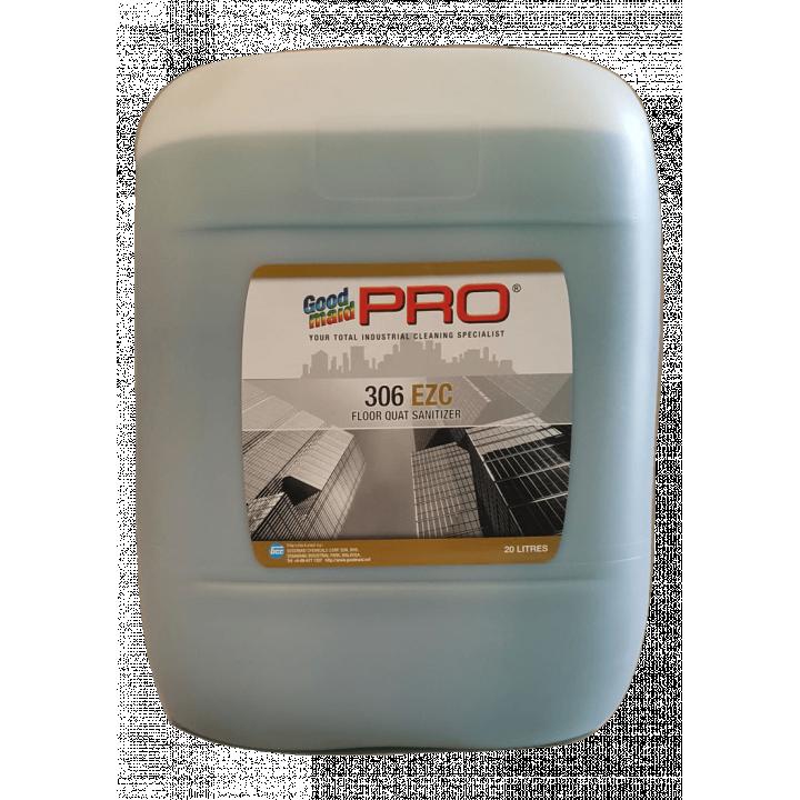Nước lau sàn, tẩy rửa và sát khuẩn Goodmaid PRO GMP 306 EZC 20L (Hương chanh)