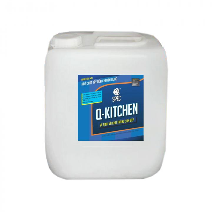 Dung dịch vệ sinh khử trùng sàn bếp AVCO Q-Kitchen 20L
