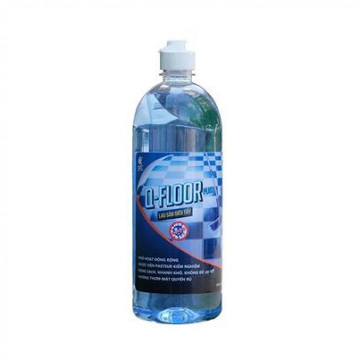 Nước lau sàn siêu tẩy AVCO Homecare Q-Floor 1L