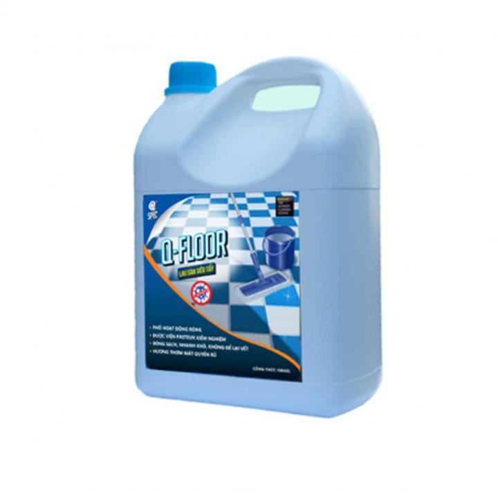 Nước lau sàn siêu tẩy AVCO Homecare Q-Floor 4L