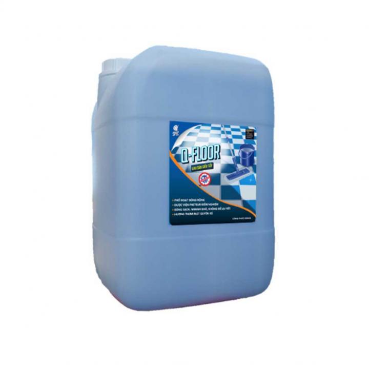 Nước lau sàn siêu tẩy AVCO Homecare Q-Floor 20L