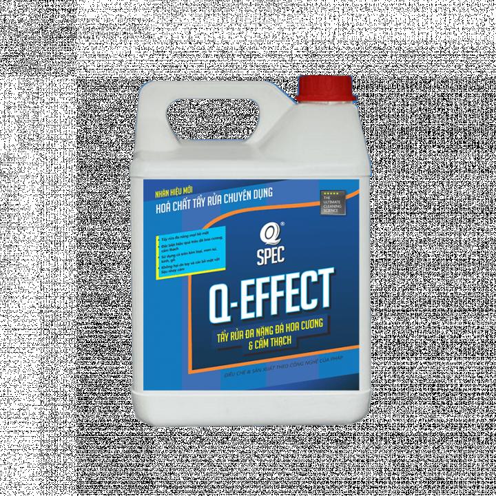 Nước lau sàn đa năng đá hoa cương và cẩm thạch AVCO Q-Effect 5L (tỷ lệ pha loãng đến 1:30)