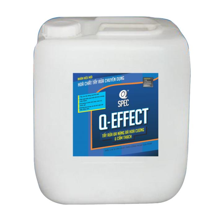 Nước lau sàn đa năng đá hoa cương và cẩm thạch AVCO Q-Effect 20L (tỷ lệ pha loãng đến 1:30)