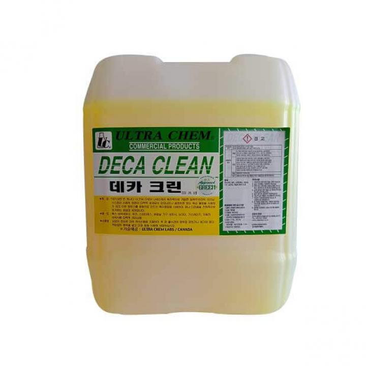 Chất bảo dưỡng, lau sàn đa năng ULTRA CHEMLAP DECA CLEAN 18.75L