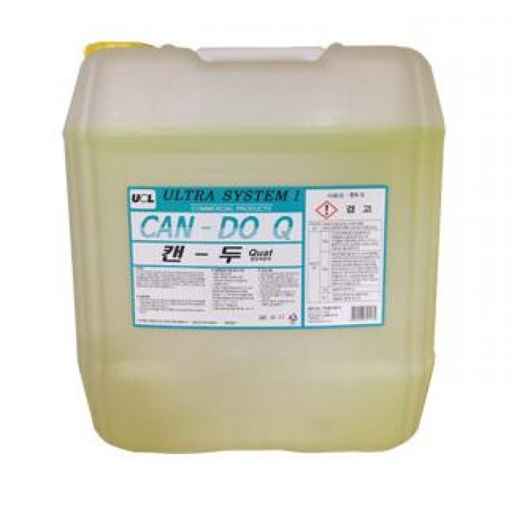Chất lau sàn khử trùng diệt khuẩn đa năng ULTRA KOREA CAN DO Q 18.75L