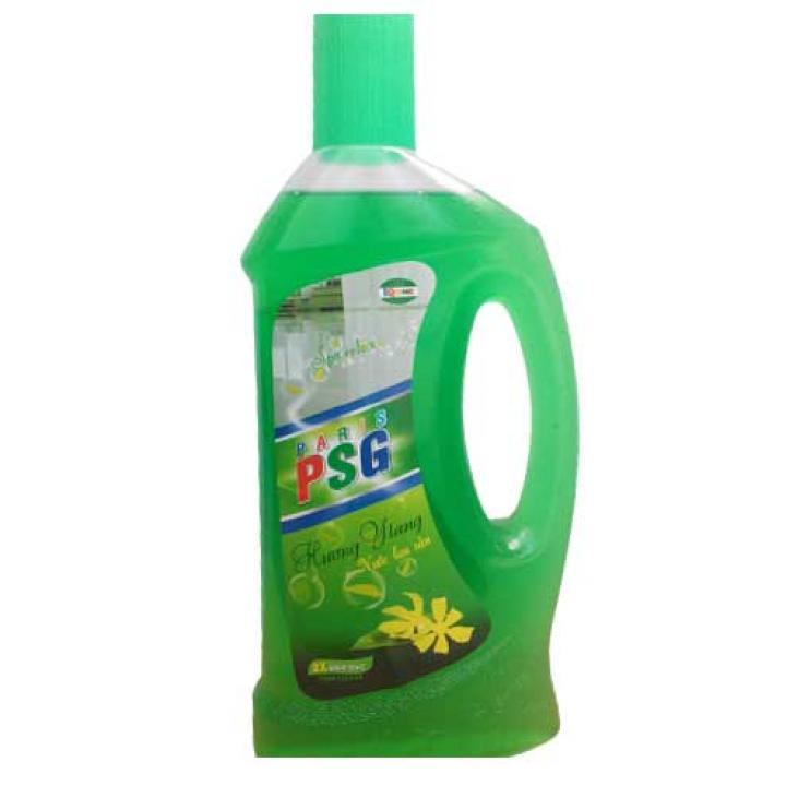Nước lau sàn PSG màu xanh 1L 24 chai