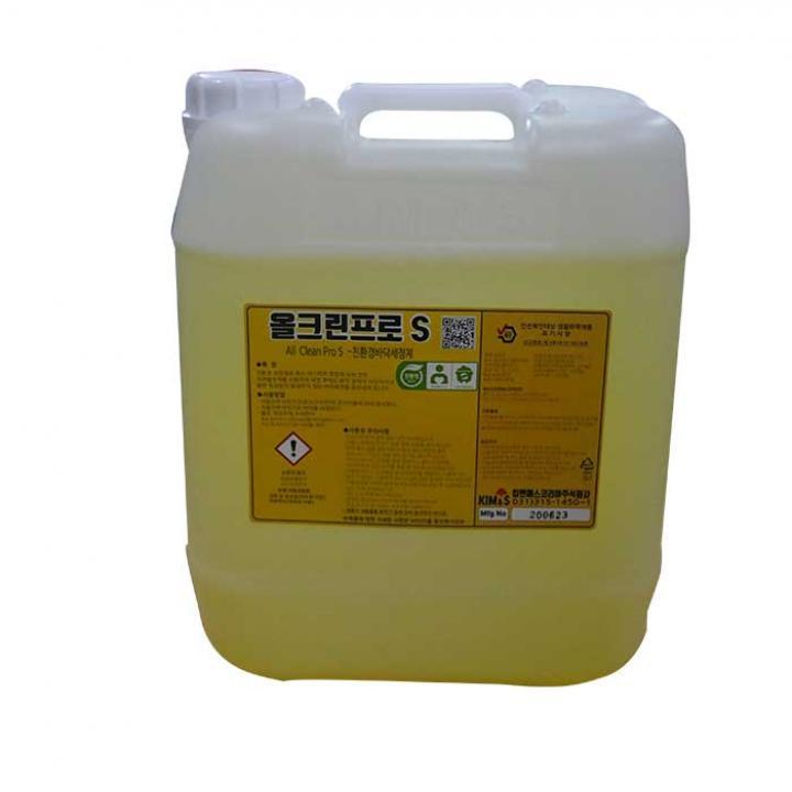 Chất bảo dưỡng, lau sàn đa năng KIM&S ALL CLEAN PRO S 3.75L