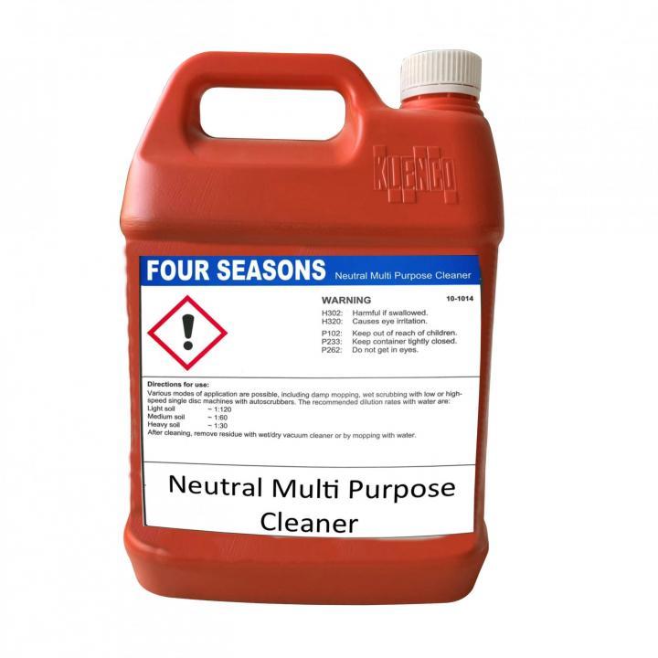 Nước lau sàn chuyên dụng cho máy chà sàn Klenco Four Seasons