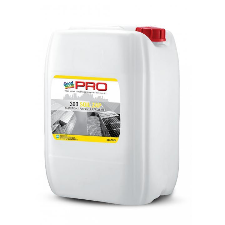 Nước lau sàn đa năng gốc kiềm Goodmaid PRO GMP 300 Soil Zap 20L