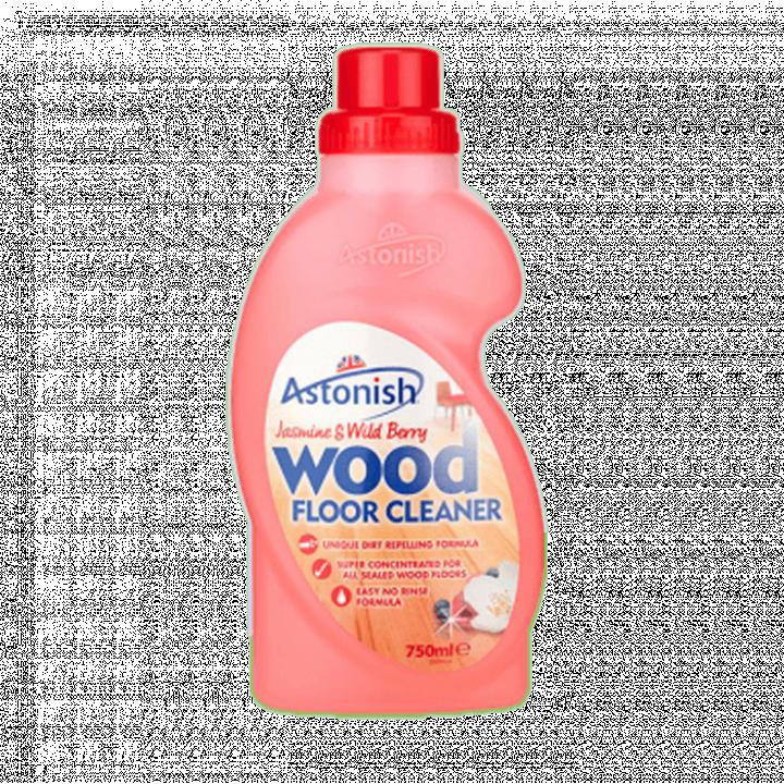 Nước lau sàn gỗ tinh chất hoa nhài và dâu dại Astonish C2557