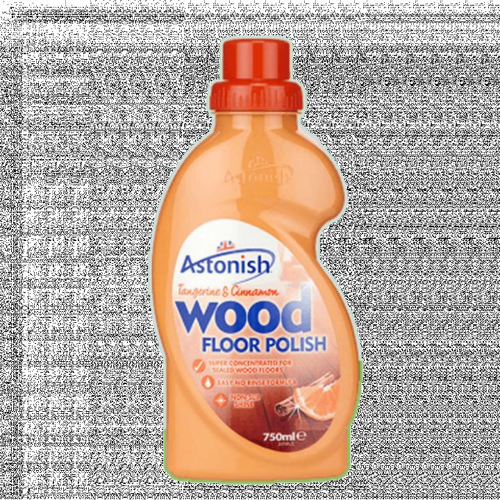 Nước lau sàn gỗ chiết xuất quít và quế Astonish C2575
