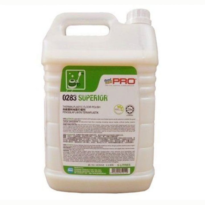 Hóa chất phủ bóng sàn cứng Goodmaid PRO Superior 0283 5L