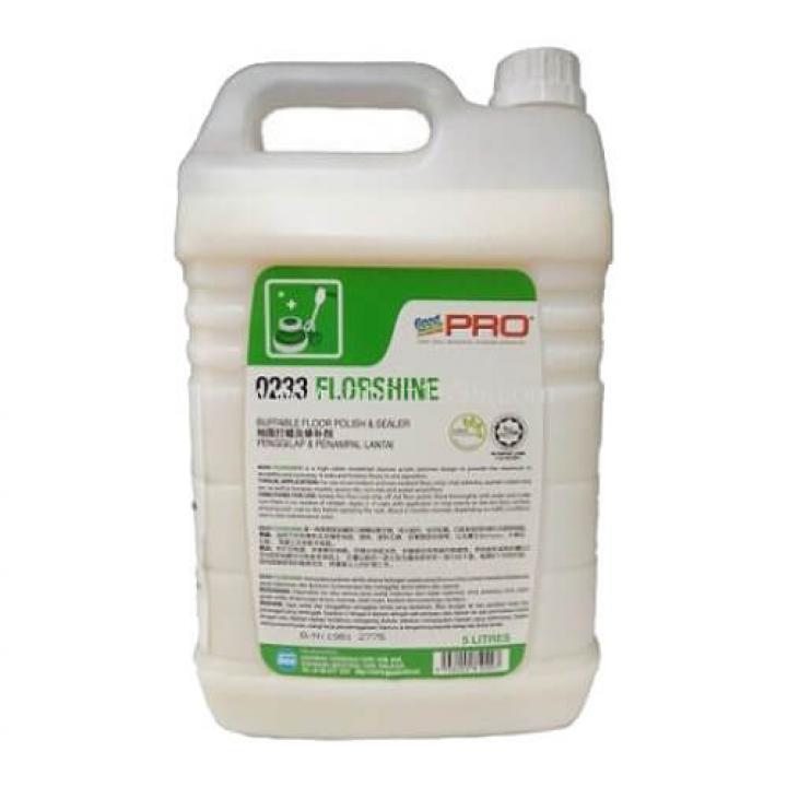 Hóa chất phủ bóng sàn gỗ Goodmaid PRO Florshine 0233 5L