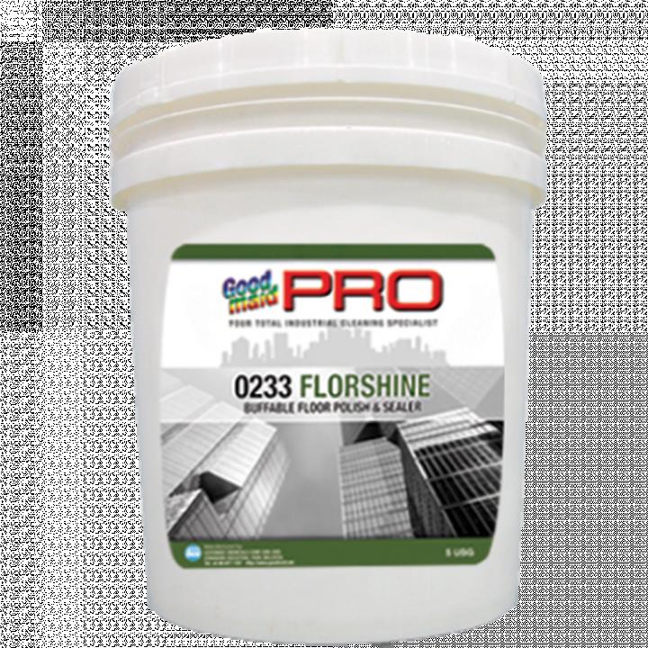 Hóa chất phủ bóng sàn gỗ Goodmaid PRO Florshine 0233 18.75L