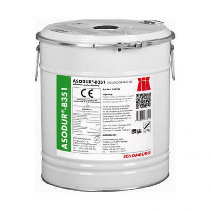 Lớp phủ sàn epoxy dân dụng và đa năng, chịu lực, chịu hoá chất ASODUR-B351