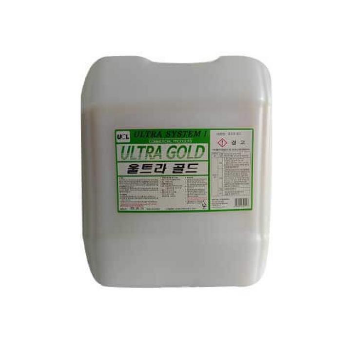 Dung dịch phủ bóng sàn chất lượng cao ULTRA CHEMLAP ULTRA GOLD 18.75L