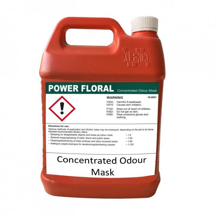 Hóa chất khử mùi Klenco Power Floral 5L