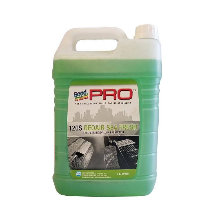 Nước xịt thơm và khử mùi phòng Goodmaid PRO GMP 120S 5L (Hương biển)