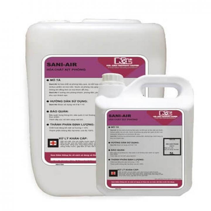 Hóa chất xịt phòng NCL SANI AIR 5L