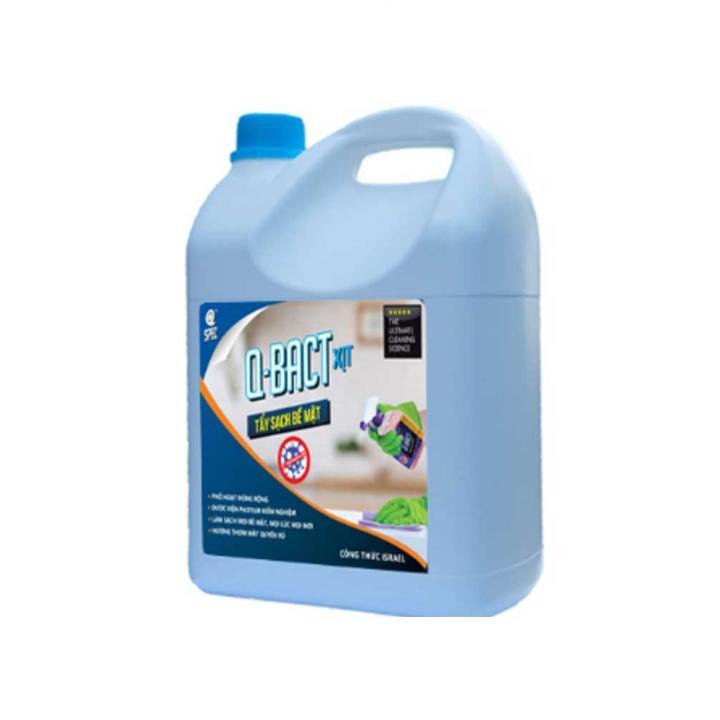 Xịt sạch khuẩn bề mặt AVCO Homecare Q-Bact 4L