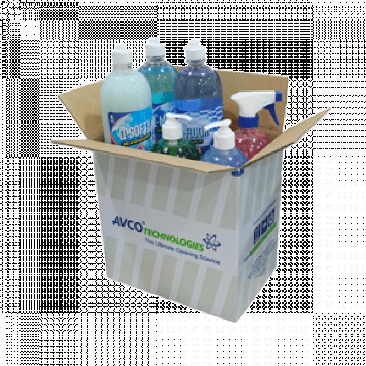 Combo bộ sản phẩm diệt khuẩn AVCO Homecare
