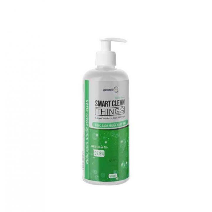 Nước sạch khuẩn Smart Cleanthing khử khuẩn nhà cửa, đồ đạc 500ml