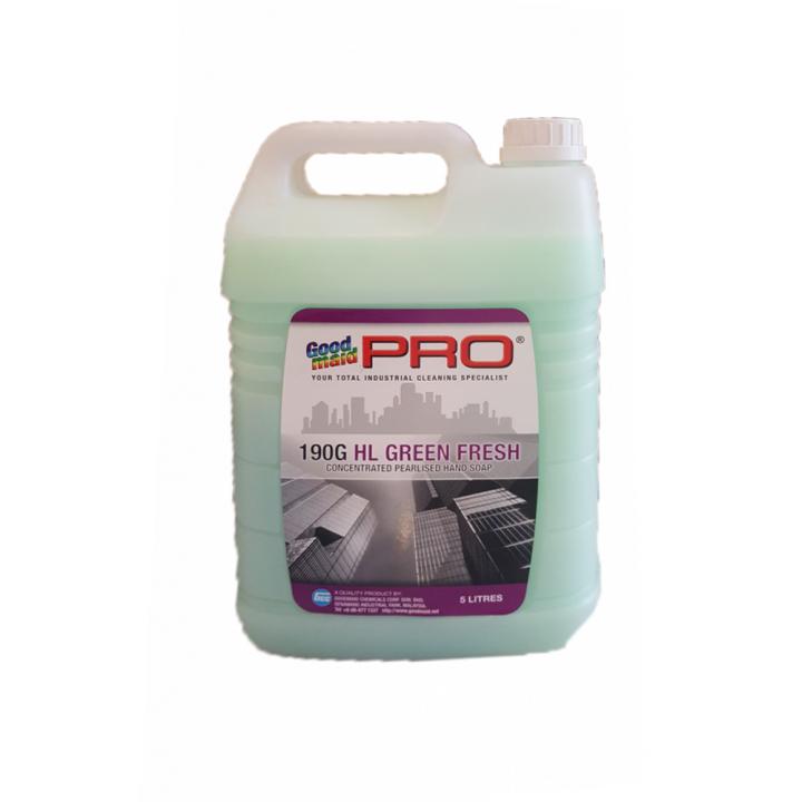 Nước rửa tay Goodmaid PRO GMP 190G 5L (Hương táo)