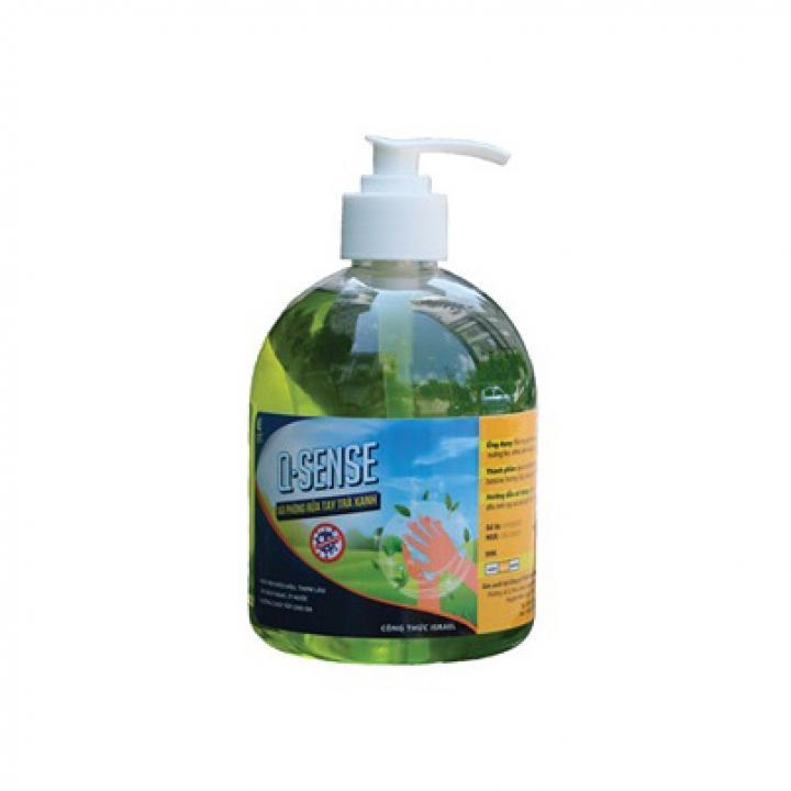 Xà phòng rửa tay trà xanh AVCO Homecare Q-Sense 500ml