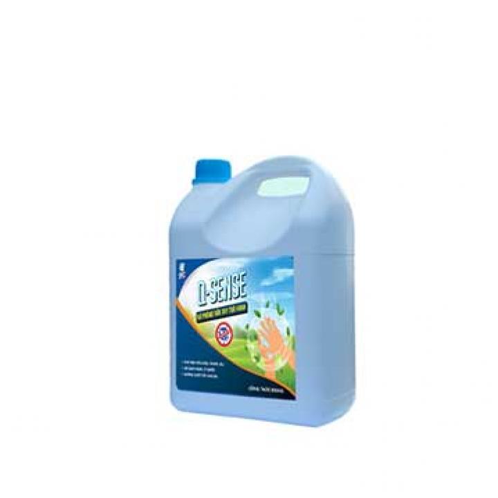 Xà phòng rửa tay trà xanh AVCO Homecare Q-Sense 4L