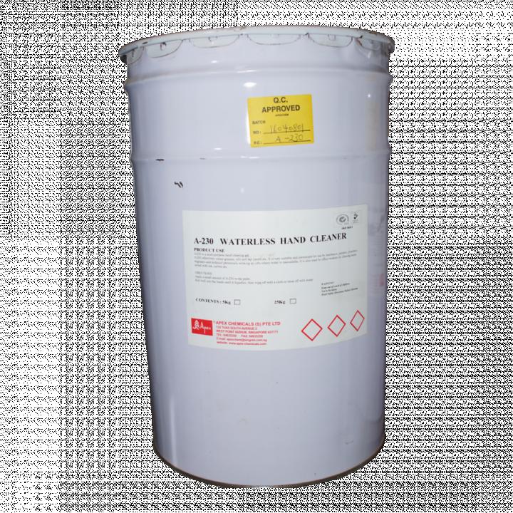 Nước rửa tay đa năng Apex A-230 25 kg