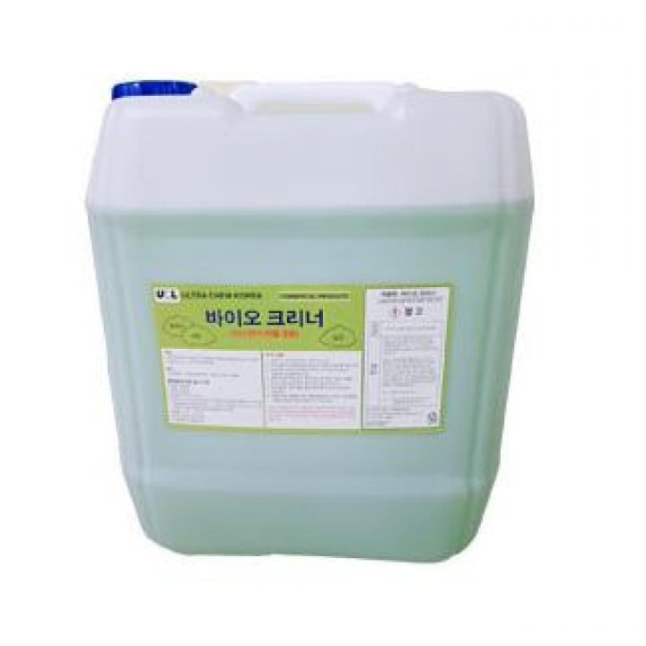 Nước rửa tay hương hoa hồng Ultra Korea BIO CLEANER 18.75L